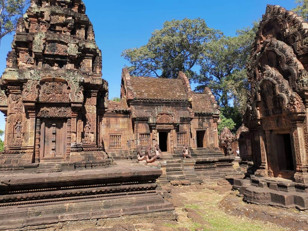 Cambodia #1- Siem Reap - Travel, Tours, Temples, Craft Beer & Temples 62