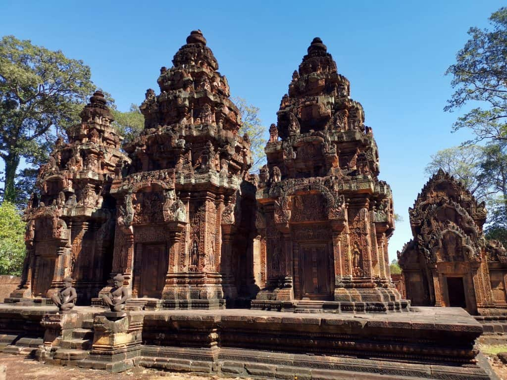 Cambodia #1- Siem Reap - Travel, Tours, Temples, Craft Beer & Temples 63
