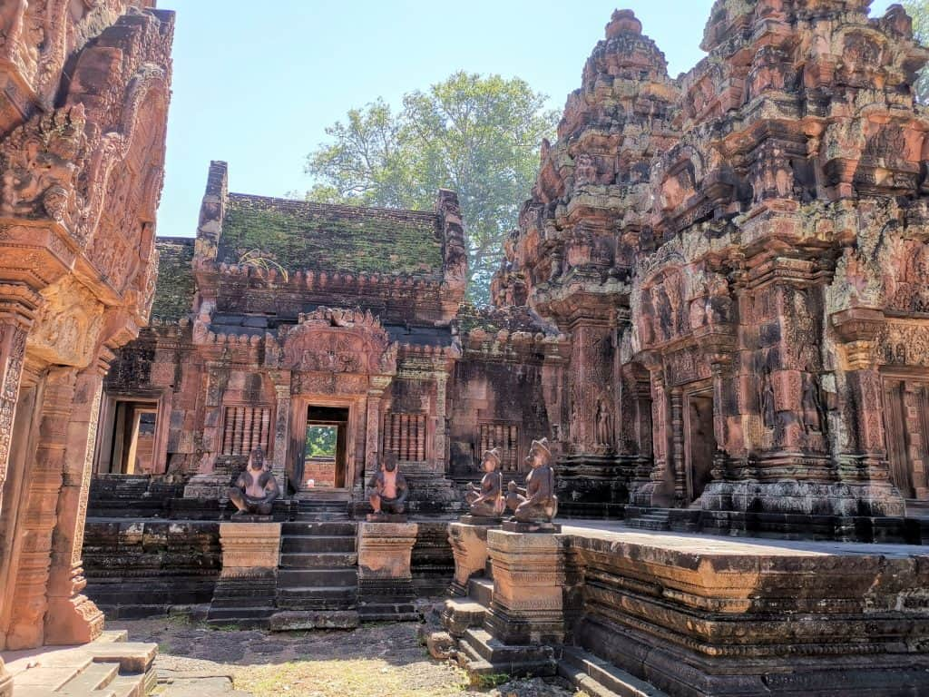 Cambodia #1- Siem Reap - Travel, Tours, Temples, Craft Beer & Temples 64