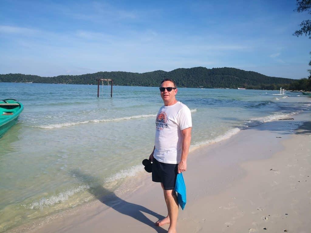 koh rong samloem beach #22