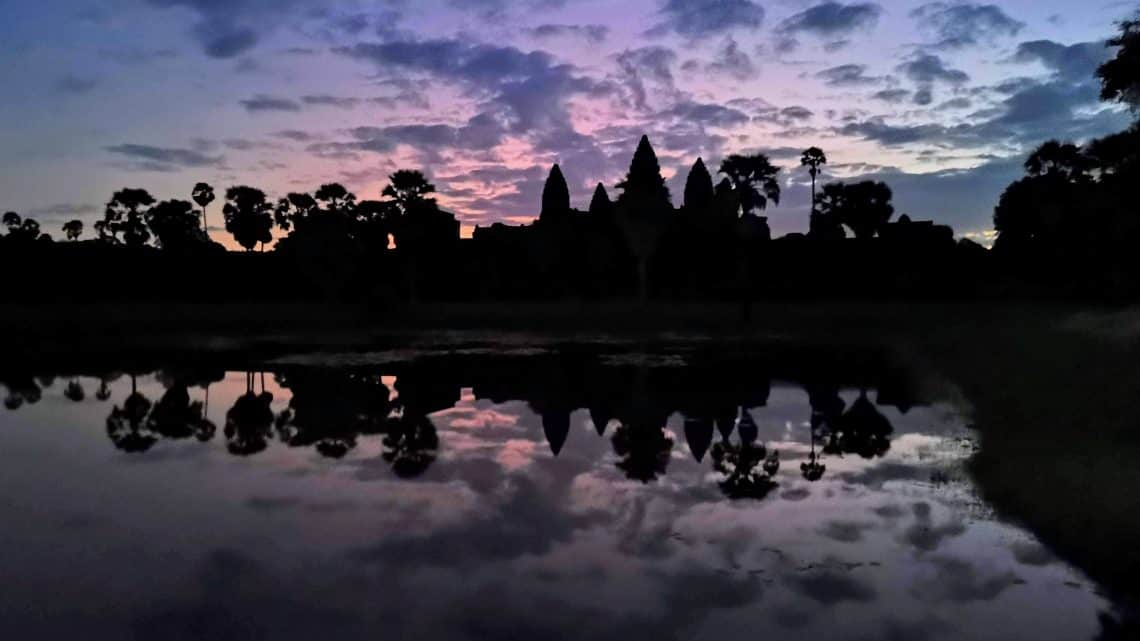 Cambodia #1- Siem Reap - Travel, Tours, Temples, Craft Beer & Temples 1