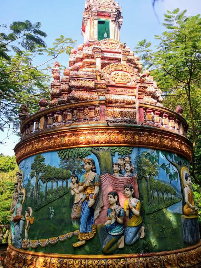 Phnom Sorsia Pagoda