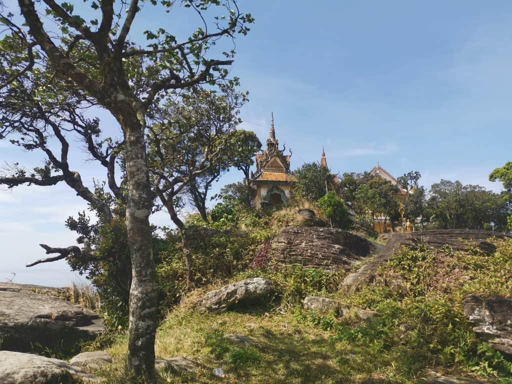 Bokor national park kampot