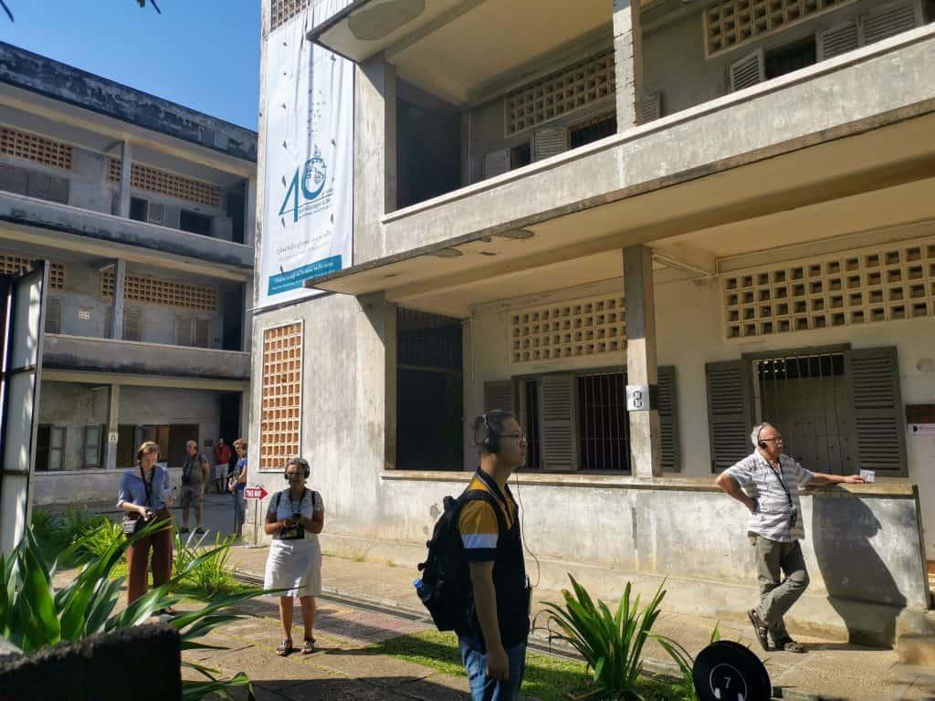 s21 museum phnom penh